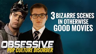 3 Bizarre Scenes In Otherwise Good Movies - Obsessive Pop Culture Disorder