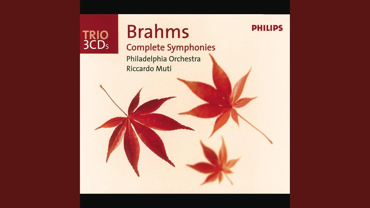 Brahms - Symphony No  1 - Trumpet Excerpts