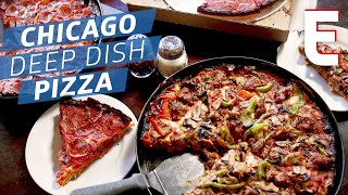 Chicago's Best Deep-Dish Pizza, According to Locals — Open Road