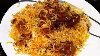 Restaurant Style Easy Homemade Mutton Biryani | Traditional Kolkata Style | Recipe by Mother