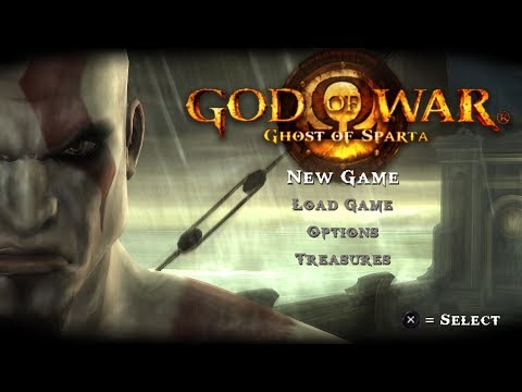 PSP Longplay [004] God Of War: Ghost Of Sparta