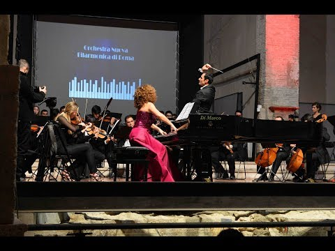 Gershwin Rhapsody in Blue - Cristiana Pegoraro Lorenzo Porzio