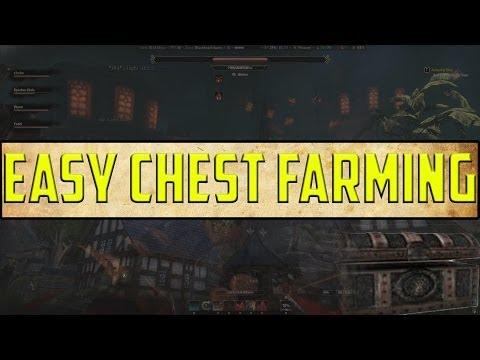Elder Scrolls Online Chest Farming Guide