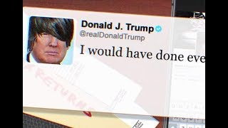Emo Trump Tweets #2 (White House Edition)