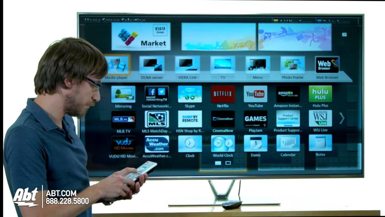 tv 55. Panasonic 55-inch Smart VIERA DT60 Series LED TV - TC-L55DT60YouTube Tv 55