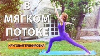 В МЯГКОМ ПОТОКЕ / Круговой разогревающий комплекс / Разминка