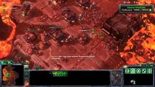 Starcraft 2: Wings of Liberty - The Devil's Playground