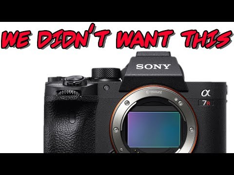 The Real Reason Sony Released A7R IV Before A7S III