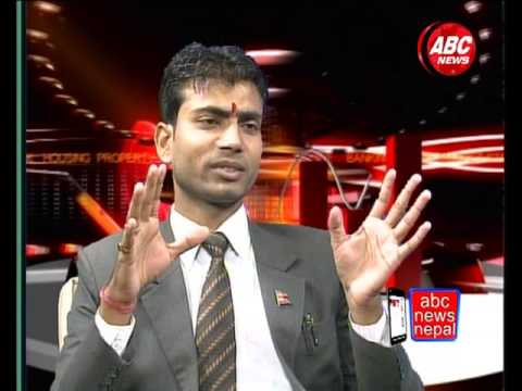 Biz Talk with Roshan Shrivastava by BP Pokhrel