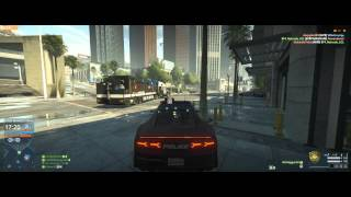 Battlefield Hardline Beta 2 + Part 12 + Downtown Hotwire R3 + sat cts crew