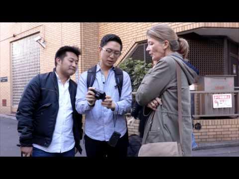 Behind the Scenes: Eric Kim Street Photography Workshop in Tokyo