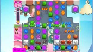 Candy Crush Saga Level 1620 NO BOOSTERS