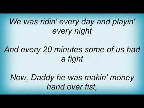 Hank Williams Jr. - Ballad Of Hank Williams Lyrics