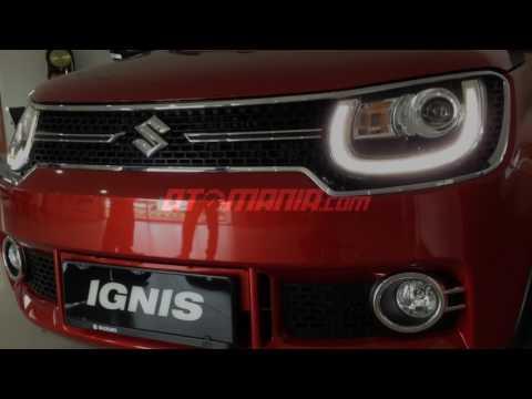 Bocoran Suzuki Ignis buat Pasar Indonesia