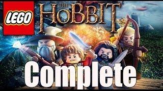 LEGO Hobbit Complete Walkthrough HD Gameplay Lets Play Playthrough