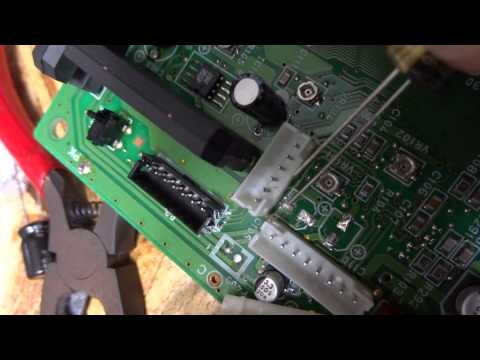 PC Engine Turbo Duo Full Capacitor Replacement Repair
