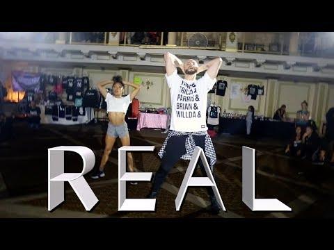 Real feat KK Harris - Years & Years | Brian Friedman Choreography | Mexico City