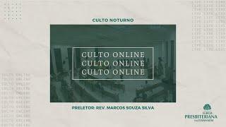 Culto Online 01-08-2021