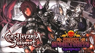 Shitstorm Spookycuffs - Castlevania Judgment