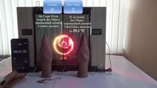 Тест тонировочных пленок Llumar и Ultra Vision