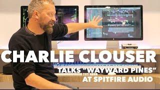 "Charlie Clouser ""Wayward Pines"" SCORE talk at NAMM 2017"