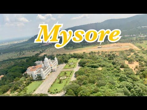 Mysore city, Helicopter ride Aerial Tour of    Mysore