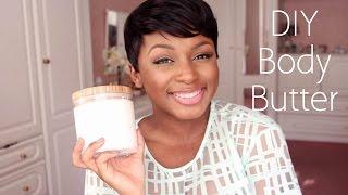 Hydrating+softening Body Butter   Diy