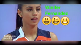 Winifer Fernandez Hottest Chick in Rio