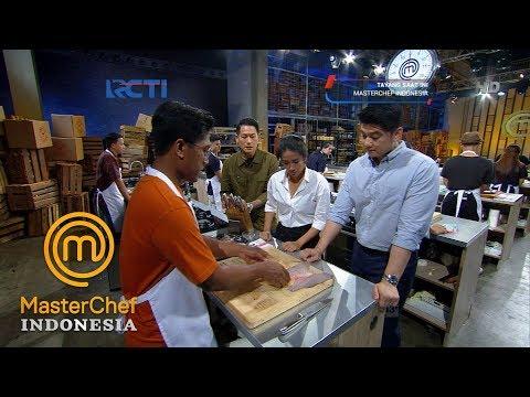 MASTERCHEF INDONESIA - Kontestan Ini Gugup Banget Di Depan Para Chef   Bootcamp   Part 3