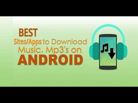 How To Download Free Music On Andriod