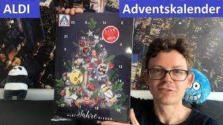 Aldi Adventskalender 2018 auspacken: Preis, Inhalt, Gewinne und wo man ihn kaufen kann!