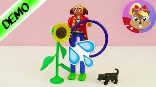 Dünyanın En Büyük Playmobil Figürü Büyük Palyaço Ile Prank Ayçiçeği Sirk Benimle Oyna