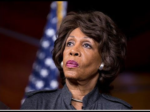 MAXINE WATERS IS CONSIDERING RUNNING FOR PRESIDENT IN 2020 IF MILLENIALS WANT HER TO!