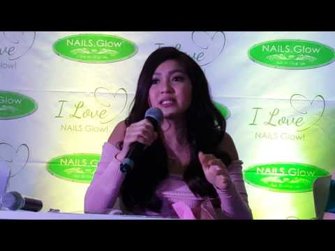 Nadine Lustre Explains Why Her First Business Venture is a Nail Spa