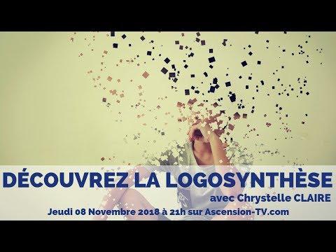 [BANDE ANNONCE] Découvrez la Logosynthèse avec Chrystelle CLAIRE le 08/11/2018 à 21h