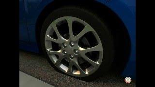 Проверка и доведение до нормы давления в шинах колес
