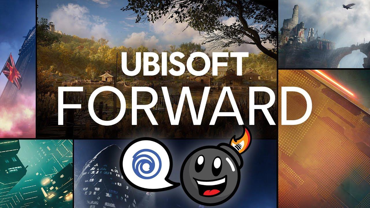 Ubisoft Forward 2020 Livestream: Giant Bomb Talks Over
