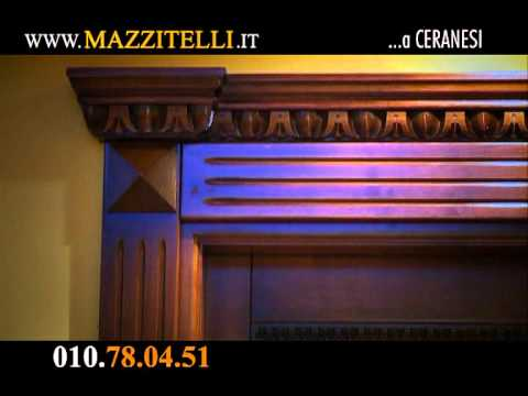 Mazzitelli porte interne in legno di alta qualit italiana for Porte mazzitelli
