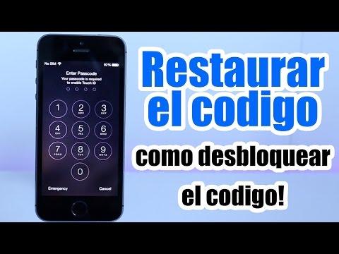 Desbloquear Iphone 5 Con Codigo