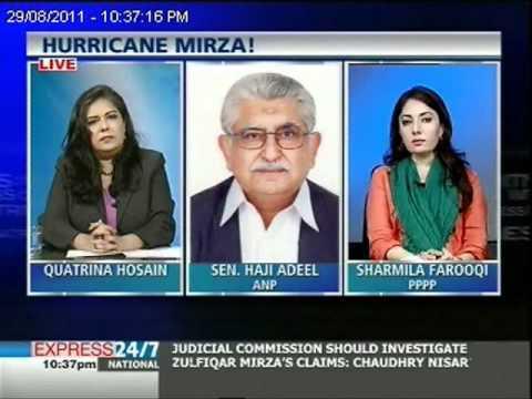 Witness:Hurricane Mirza