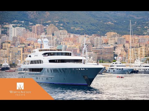 Yacht SOVEREIGN 180' Newcastle in MONACO