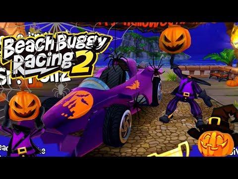 Halloween Rally   En Busca Del Mr. Happy!   NIVEL 7   Beach Buggy Racing 2