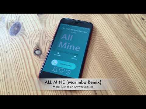 All Mine Ringtone - Kanye West Tribute Marimba Remix Ringtone - IPhone & Android