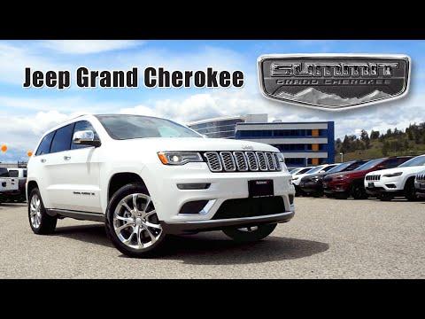 Jeep Grand Cherokee Summit Youtube