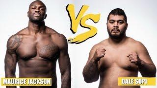 TKO! BKFC 1: Maurice Jackson vs Dale Sopi