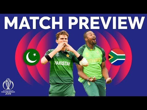 match-preview---pakistan-v-south-africa-|-icc-cricket-world-cup-2019