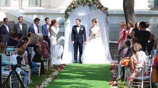 Самая яркая свадьба 2015 в классическом стиле от Агентства Персональных Событий Николая Никифорова