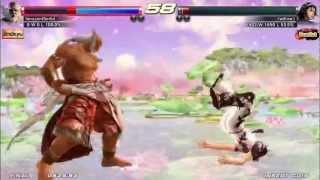 Tekken Tag Tournament 2 (Xbox 360) Arcade as Jinpachi
