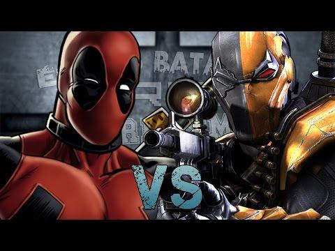 Deadpool vs Deathstroke. Épicas Batallas de Rap del Frikismo T2   Keyblade