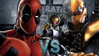Repeat youtube video Deadpool vs Deathstroke. Épicas Batallas de Rap del Frikismo T2 | Keyblade